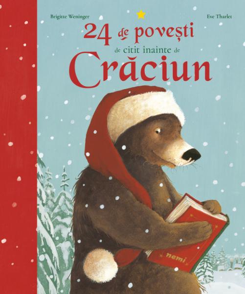 24 de povești de citit înainte de Crăciun 0