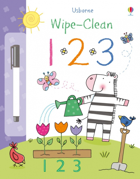 Wipe-Clean 123 0