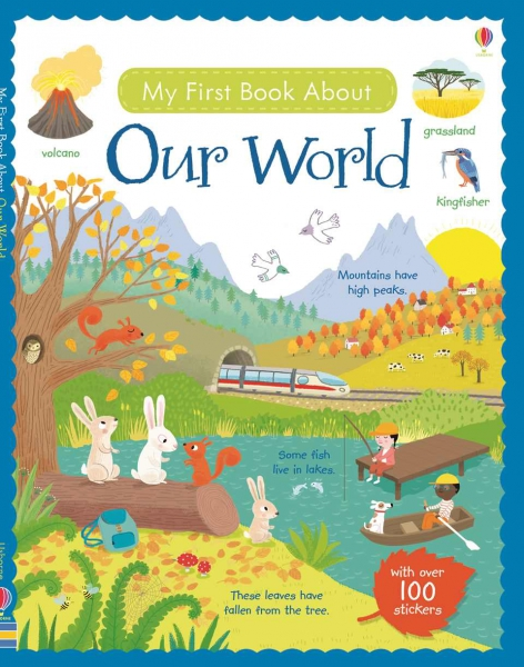 My first book about Our World 0