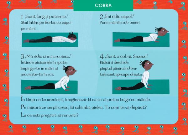 YOGA PENTRU TOTI-50 de activitati distractive de yoga pentru copii si adulti 4