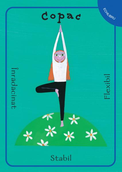 YOGA PENTRU TOTI-50 de activitati distractive de yoga pentru copii si adulti 3