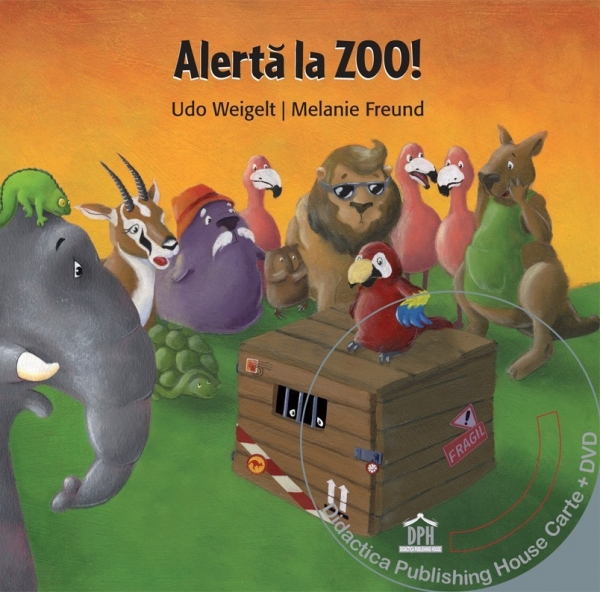 Alertă la Zoo 0