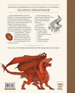 Atlasul Dragonilor Dragonopedia lumii, de la amphipteridae la aripazoni, Dragonopedia lumii, de la amphipteridae la aripazoni [1]
