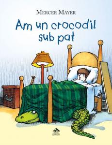 Am un crocodil sub pat0