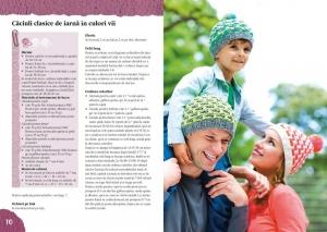 Cãciuli tricotate - Idei creative 1051