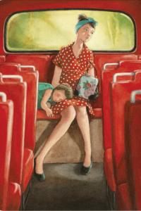 Postcard Mama P71