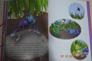 Webster - păianjenul fricos (seria Hermie)6