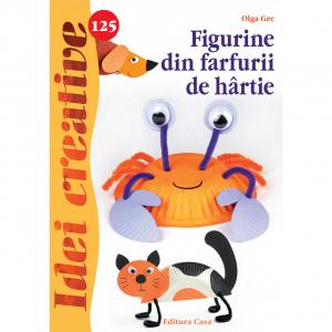Figurine din farfurii de hârtie - Idei Creative Nr. 125 [0]