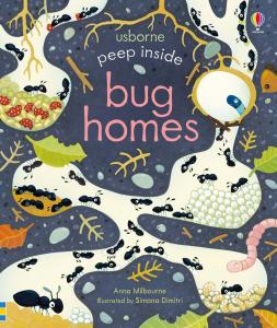 Peep Inside Bug Homes0