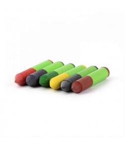 6 Creioane Cerate Naturale Pentru Textile ÖkoNORM WAX Tex Nawaro1