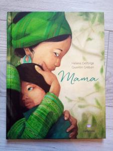 Carte rănită - Mama0
