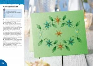 Modele string art pe carton şi lemn - Idei creative 1091