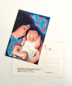 Postcard Mama P20