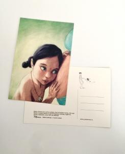 Postcard Mama P150
