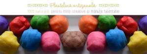 Plastelină naturală - pachet 10 culori2