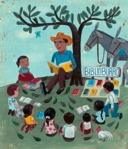 Biblioburro și cărțile călătoare1