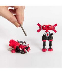 ArtBit - 3 În 1 Character Kit The OFFBITS - Set De Construit Cu Șuruburi Și Piulițe2