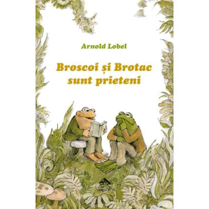Broscoi și Brotac sunt prieteni0