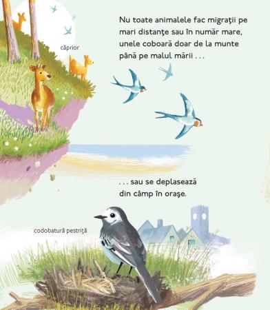 Calatorii uimitoare ale animalelor1