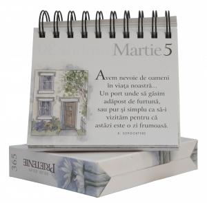 """Calendarul """"365 de zile: Prietenie""""1"""
