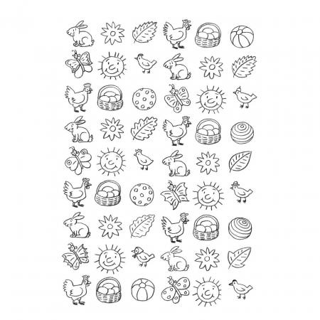Carte de colorat - Hoinari prin anotimpuri. Primăvara [3]