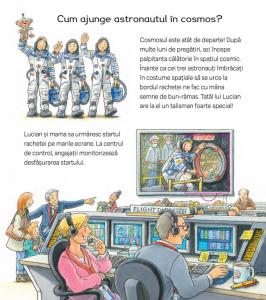 Ce face un astronaut? [1]