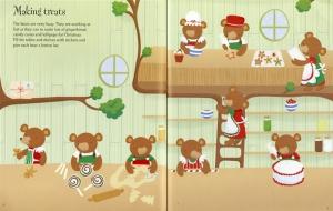 Mein Stickerbuch: Weihnachten2
