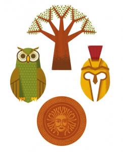 Cine este? Ce este? Zei și eroi din mitologia greacă4