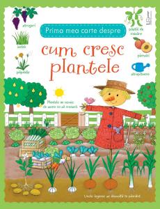 Prima mea carte despre cum cresc plantele (Usborne) [0]