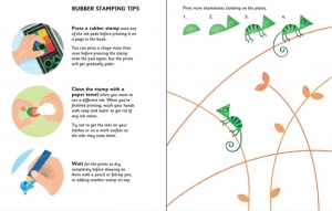 Rubber Stamp Activities Animals1