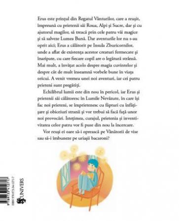 Erus și Lumile Nevăzute-vol.11