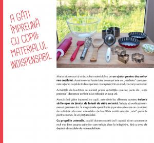 Eu gatesc, eu cresc!: Montessori - 35 de retete savuroase care va ajuta copilul sa-si dezvolte autonomia!5