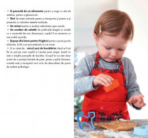 Eu gatesc, eu cresc!: Montessori - 35 de retete savuroase care va ajuta copilul sa-si dezvolte autonomia!7