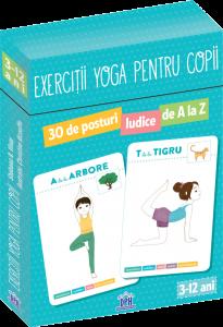 Exerciții Yoga pentru copii0