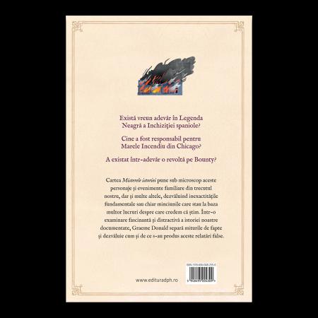 Misterele istoriei: Adevarul despre miturile din trecutul nostru1