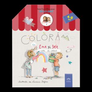 Coloram cu Ema si Eric: Carte de colorat [0]