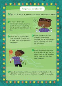 Mindfulness pentru copii: 50 de exercitii de constientizare pentru intelegere, concentrare si calm [3]