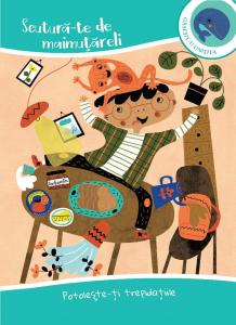 Mindfulness pentru copii: 50 de exercitii de constientizare pentru intelegere, concentrare si calm [6]