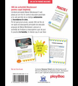Un an in forma maxima: 365 de activitati Montessori1