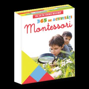 Un an in forma maxima: 365 de activitati Montessori0