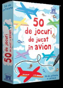 50 de jocuri de jucat in avion [0]
