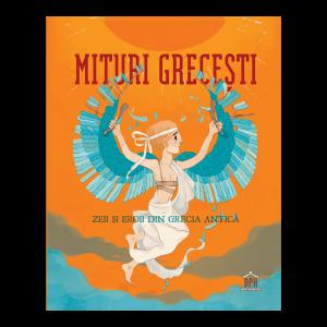 Mituri Grecesti - Zeii si Eroii din Grecia Antica0