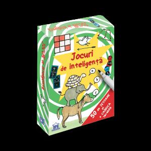 Jocuri de inteligenta - 50 de jetoane0