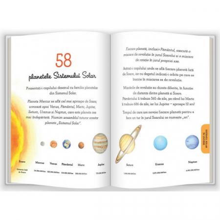 65 de activități Montessori pentru copiii de 6-12 ani. Volumul 1: Universul, Sistemul Solar și Pământul [1]
