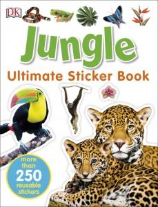 Jungle Ultimate Sticker Book0