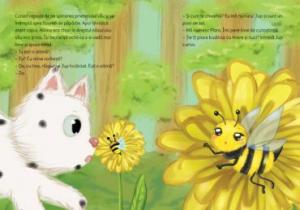 Jup, un pisoi de soi – volumul VII – La cules de polen4