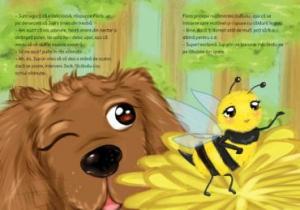 Jup, un pisoi de soi – volumul VII – La cules de polen3