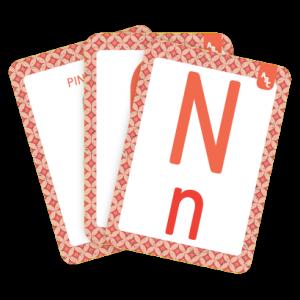 Literele alfabetului [2]