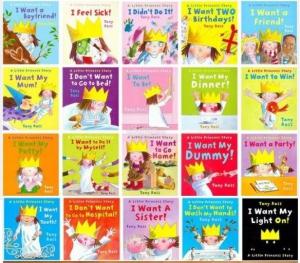 Little Princess's Big Bookshelf Collection1