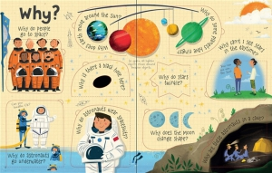 Lift-the-flap Questions and Answers about Space2